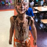 Summer Camp Messy Day