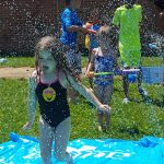 B2 Camp - Water Play