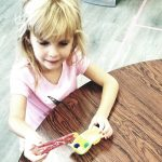 B2 Preschool - fine motor activity