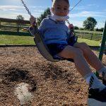 Camp B1 School age Lincoln - swings -