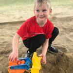 Green Carter - sandbox