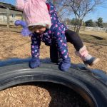 Purple Blaire - on tire